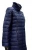 FLY CHARTER\'S GIACCONE DONNA COLLETTO STACCABILE MOD. PI9121 COLORE NAVY