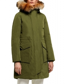 WOOLRICH W\'S Military Parka Fr