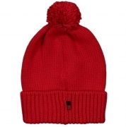 WOOLRICH W'S Serenity Beanie Hat CAPPELLO DONNA Colore ROSSO WWACC1460
