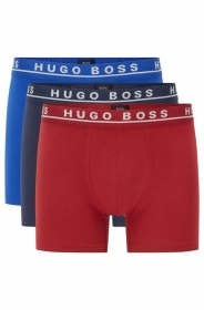 HUGO BOSS Boxer in cotone elas