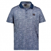 PAUL SHARK POLO UOMO FANTASIA FIORI E20P1316