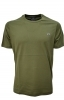 Paul Shark Yachting T-shirt IN COTONE COLORE VERDE REGULAR FIT E20P1074