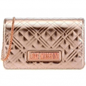 LOVE MOSCHINO P/E20 BORSA QUILTED N
