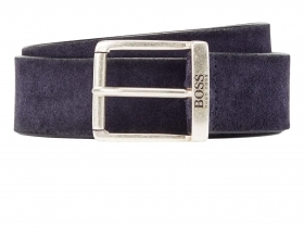 HUGO BOSS Cintura in pelle sca