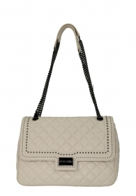 ERMANNO SCERVINO BORSA DONNA FLAP BAG IVY 12401099 CRE CREAM