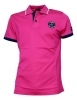 PAUL SHARK YACHTING POLO E16P0049SF COL. 280 FUXIA SLIM FIT short sleeve TG. M