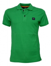 PAUL SHARK Yachting POLO P17P1033SF COLORE VERDE 083 SLIM FIT