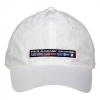 PAUL SHARK YACHTING CAPPELLO BASEBALL  COP7101 COLORE BIANCO
