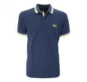 HUGO BOSS Polo pique cotone co
