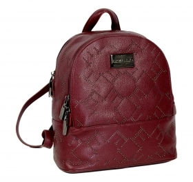 ERMANNO SCERVINO ZAINO BACKPACK INGRID 12401080 BORDEAUX