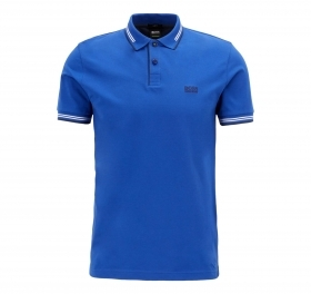HUGO BOSS Polo slim fit in cot