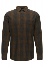 HUGO BOSS ORANGE Camicia regular fit in misto cotone Modello Classy - 50372889