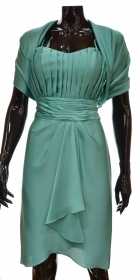 PASTORE COUTURE  ABITO DA SERA E CERIMONIE TG. 46  ART.513A  ELEGANT WOMAN DRESS