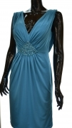 PASTORE COUTURE ABITO JERSEY TAGLIA 42 MOD.513A44 WOMEN DRESS