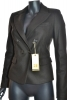 HUGO BOSS ORANGE GIACCA DONNA TG. 44 MOD. OLEKSANA COL. MARRONE - EU SIZE 44