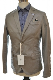 ALESSANDRO GILLES GIACCA  TG. 50 MICROFANTASIA GD01/8116 SLIM FIT MADE IN ITALY