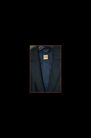 HUGO BOSS CAPPOTTO tg. 48 col.BLU SCURO mod. OTUCKER  cod. 50208491