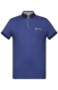 HUGO BOSS ORANGE Polo Regular-Fit in cotone mélange: 'Patches 1' by BOSS Orange