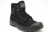 PALLADIUM PALLABROUSE Style 02477-326-M CANVAS PACAL0002 UOMO COLORE NERO