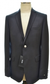 HUGO BOSS GIACCA UOMO BLU TG 48 BLAZER thunder98 JACKET MEN SIZE 48 REGULAR FIT