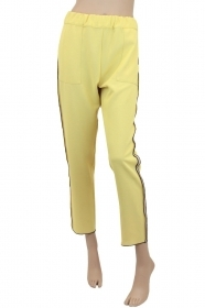 CRISTINAEFFE PANTALONE DONNA MOD. JOGGING TG 40 MADE IN ITALY  DRESS WOMAN