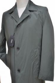 HUGO BOSS  Trench 'Dais6'  Idrorepellente Colore VERDE TG. 54